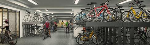 Bike Theme Condo