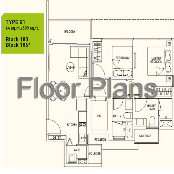 Westwood Residences EC Floor Plans
